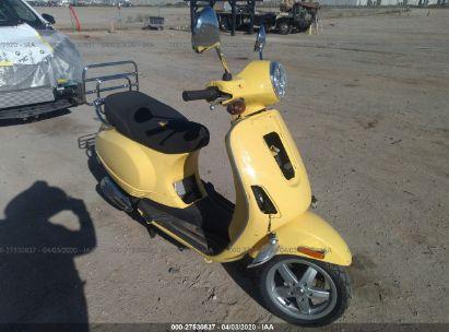 2008 VESPA LX 150
