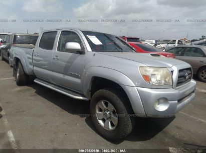 2007 TOYOTA TACOMA DBL CAB PRERUNNER LNG BED