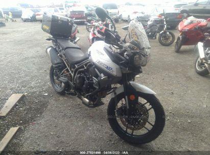 2015 TRIUMPH MOTORCYCLE TIGER 800 XRX
