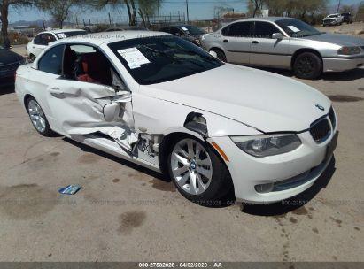 2013 BMW 328 I SULEV