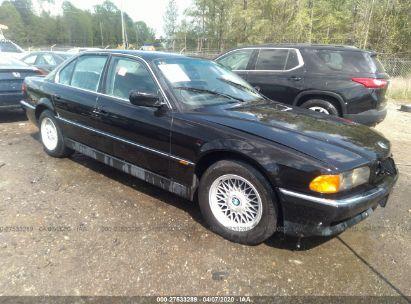 1998 BMW 7 SERIES I AUTOMATIC