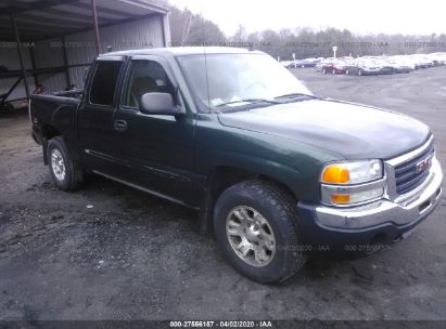 2006 GMC NEW SIERRA K1500