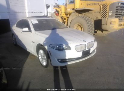 2013 BMW 535 I/HYBRID