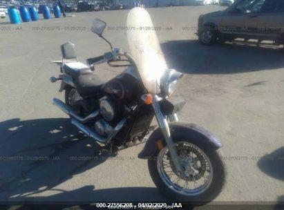 2002 KAWASAKI VN800 B