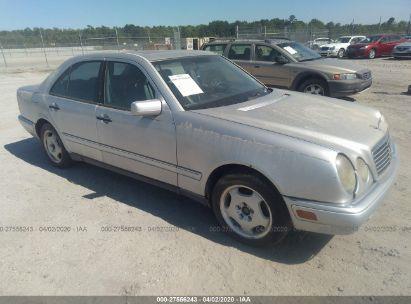 1999 MERCEDES-BENZ E 430