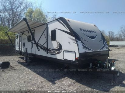 2018 KEYSTONE RV PASSPORT ULTRA LITE