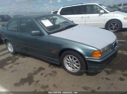 1997 BMW 318 TI AUTOMATIC