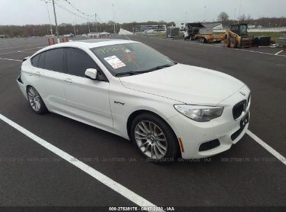 2015 BMW 535 XIGT