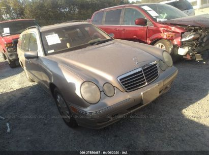 2001 MERCEDES-BENZ E 320