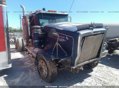 1988 WESTERN STAR/AUTO CAR CONVENTIONAL 4900