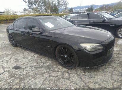 2009 BMW 750 LI