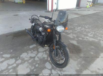 2020 TRIUMPH MOTORCYCLE BONNEVILLE T120/BLACK/BUD EKINS