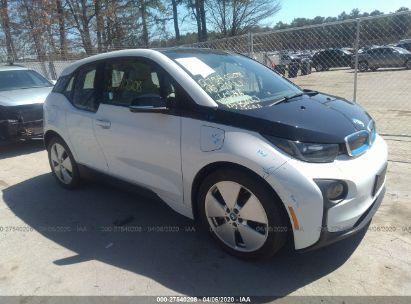 2015 BMW I3 REX