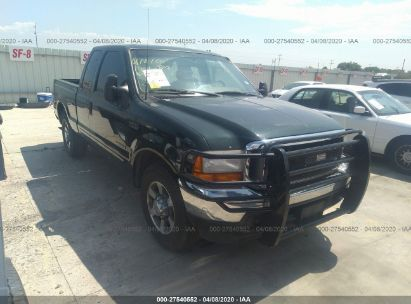 2001 FORD F250 SUPER DUTY