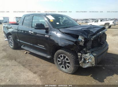 2015 TOYOTA TUNDRA DOUBLE CAB LIMITED