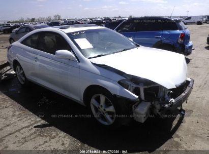 2006 TOYOTA CAMRY SOLARA SE/SPT/SLE V6