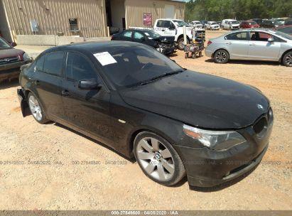 2007 BMW 5 SERIES 530I