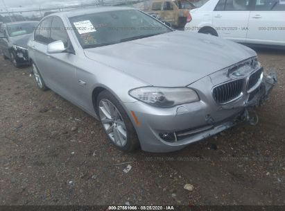 2011 BMW 5 SERIES XI