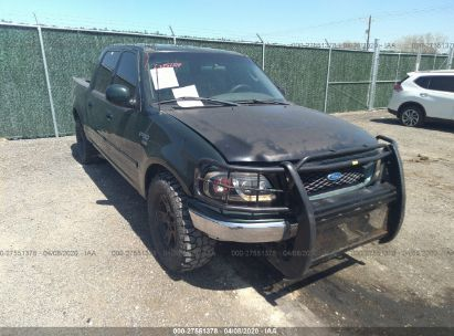 2003 FORD F150 SUPERCREW