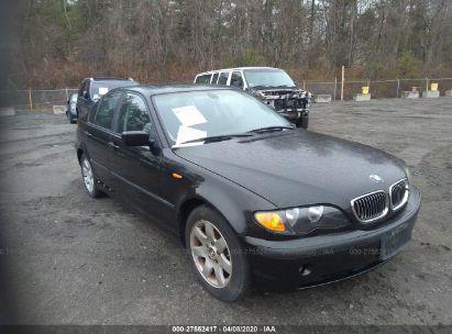 2005 BMW 3 SERIES XI