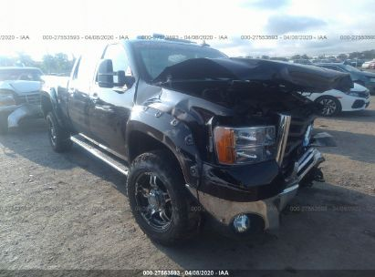2008 GMC SIERRA K2500 HEAVY DUTY