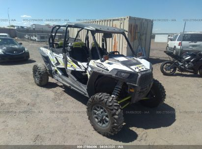 2018 POLARIS RZR XP 4 1000 EPS