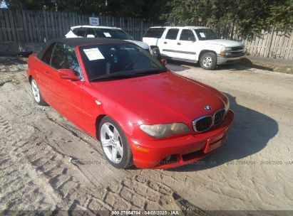 2004 BMW 3 SERIES CI