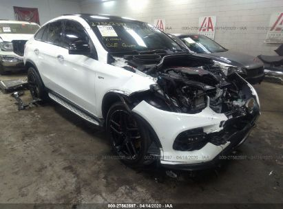 2018 MERCEDES-BENZ GLE COUPE 43 AMG