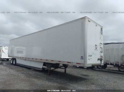 2019 UTILITY TRAILER MFG VAN