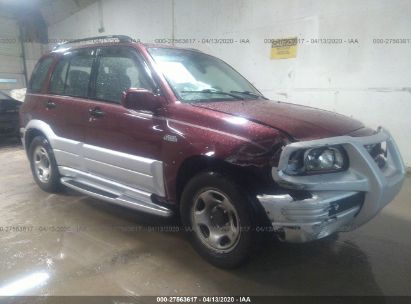 2000 SUZUKI GRAND VITARA JLS/LIMITED