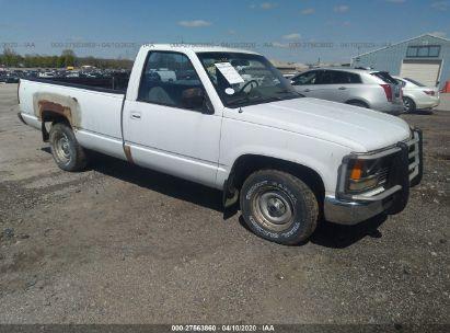 1991 GMC SIERRA C1500