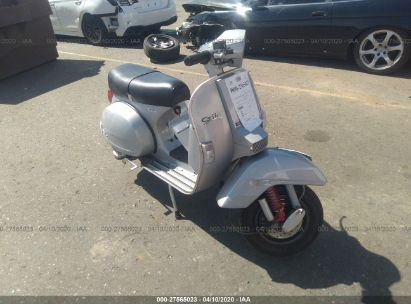 2003 GENUINE SCOOTER CO. STELLA 2-STROKE