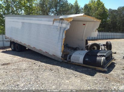 2003 UTILITY TRAILER MFG REEFER