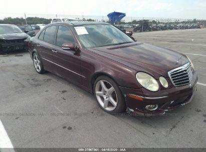 2009 MERCEDES-BENZ E 350