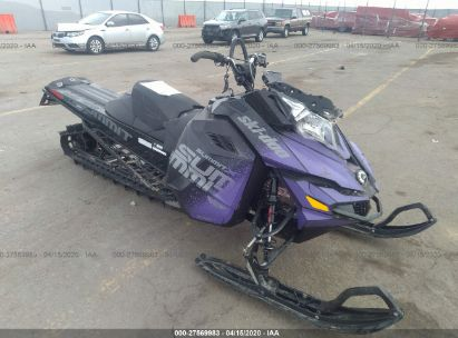 2016 SKI-DOO SUMMIT 800R