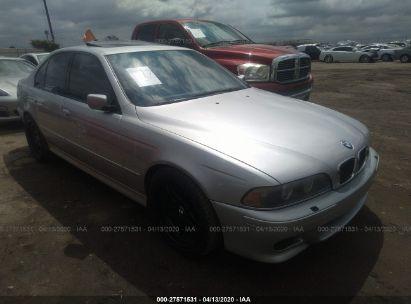 2002 BMW 540 I AUTOMATIC