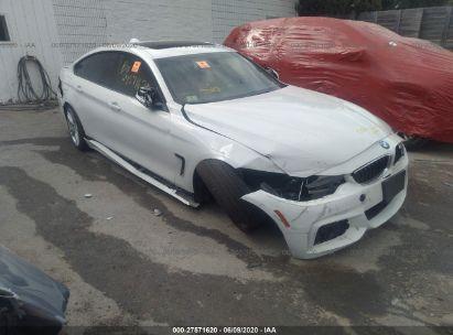 2018 BMW 430XI GRAN COUPE