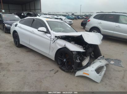 2017 BMW 430XI GRAN COUPE