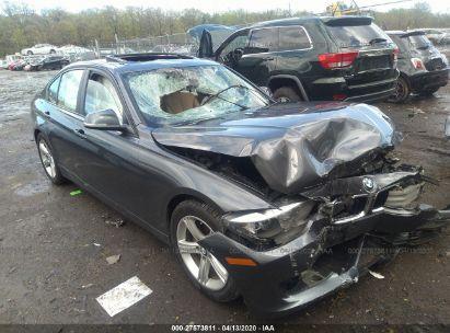 2013 BMW 3 SERIES XI SULEV