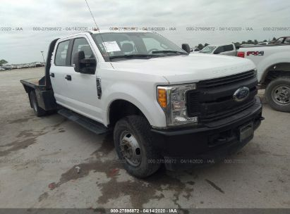 2017 FORD F350