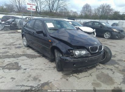 2004 BMW 325 IS SULEV