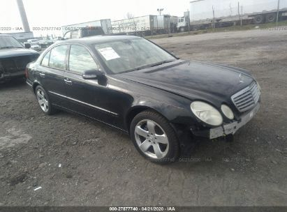 2006 MERCEDES-BENZ E 500