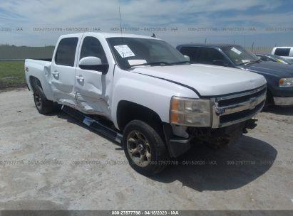 2007 CHEVROLET SILVERADO 1500 K1500 CREW CAB