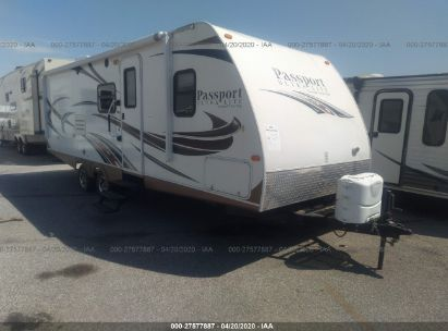 2014 KEYSTONE RV PASSPORT