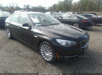 2013 BMW 535 XIGT