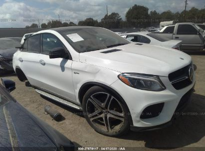 2019 MERCEDES-BENZ GLE COUPE 43 AMG