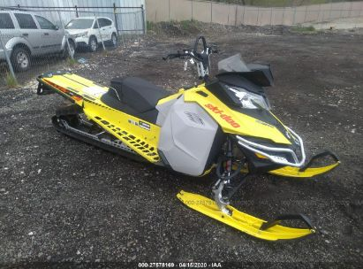 2015 SKI-DOO SUMMIT X 850