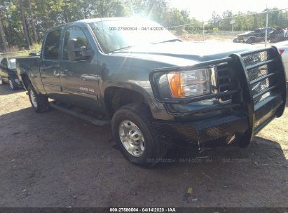 2007 GMC SIERRA C2500 HEAVY DUTY