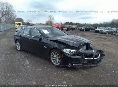 2015 BMW 535 XI