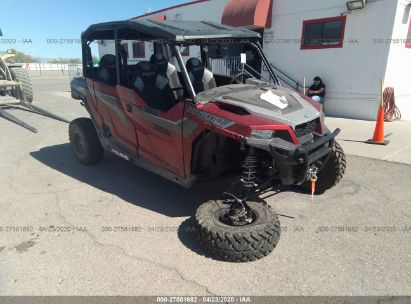 2018 POLARIS GENERAL 4 1000 EPS RIDE COMMAND E